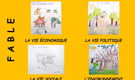 Proiectul Erasmus – FABULE